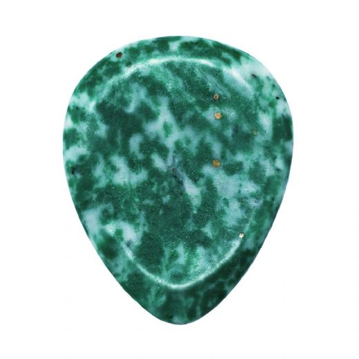 Jewel Tones China Jade 1 Guitar Pick